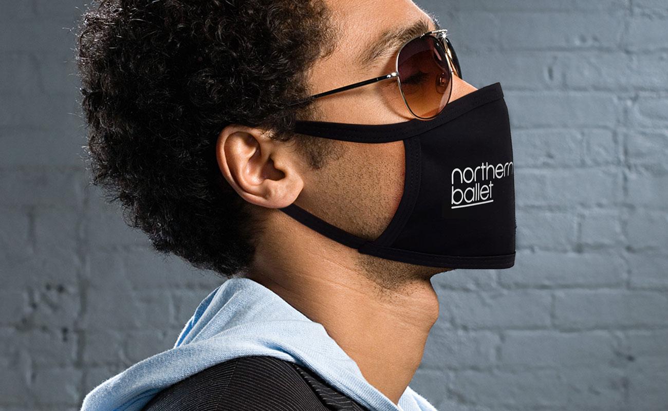 Ultra - Mundschutzmasken Bedrucken